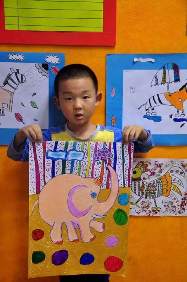 福永福海基地每周之星-宏图腾国际少儿教育